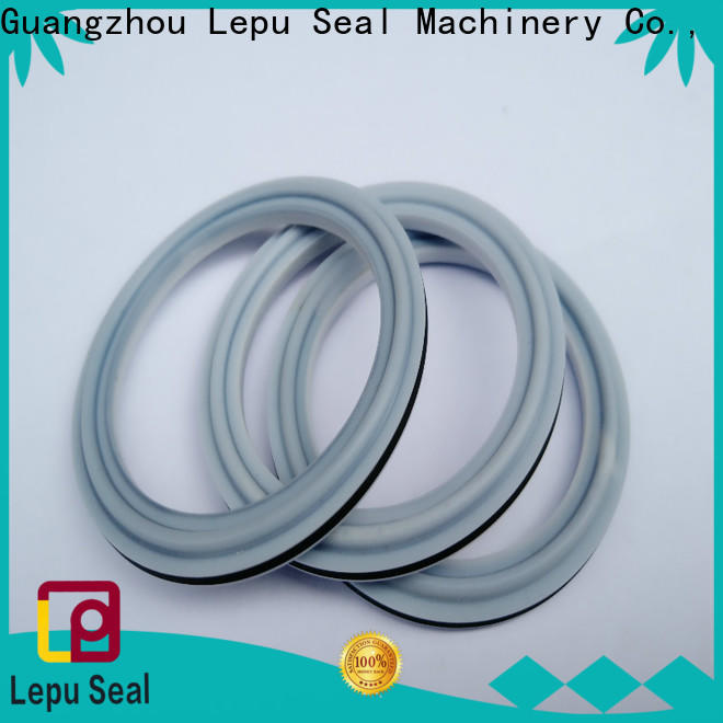 double mechanical seal arrangement & o ring seal