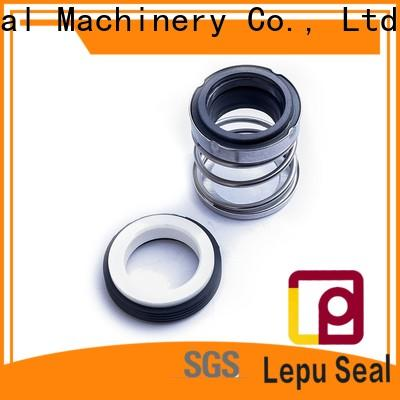 solid mesh mechanical seals for water pumps lepu OEM processing industries