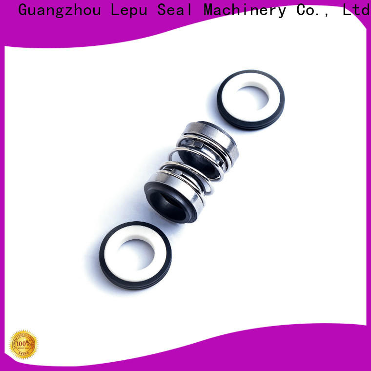 Lepu High-quality double mechanical seal supplier for food