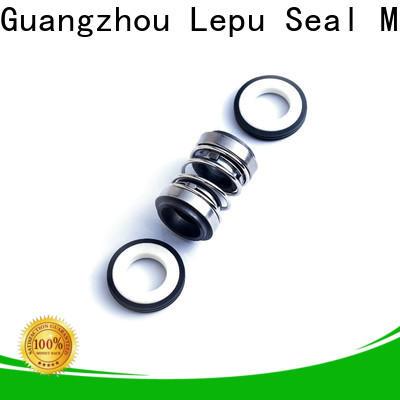 double mechanical seal animation & tungsten carbide seal