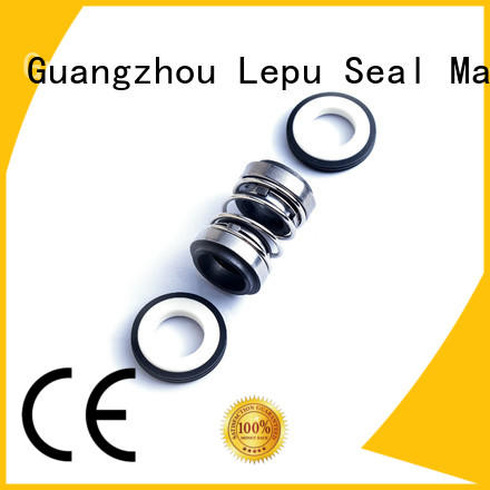 Lepu mechanical double mechanical seal arrangement ODM for food
