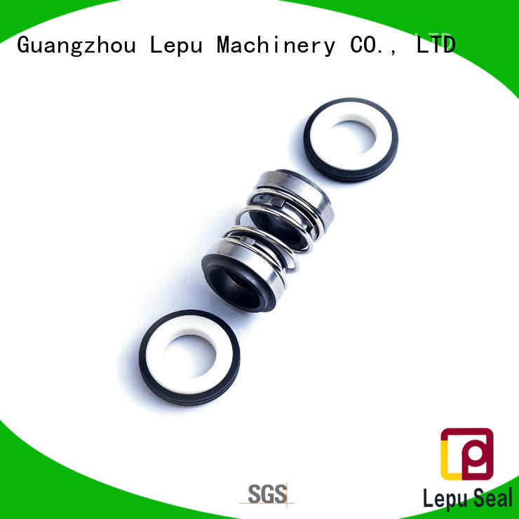 Lepu 208 double mechanical seal bulk production for food