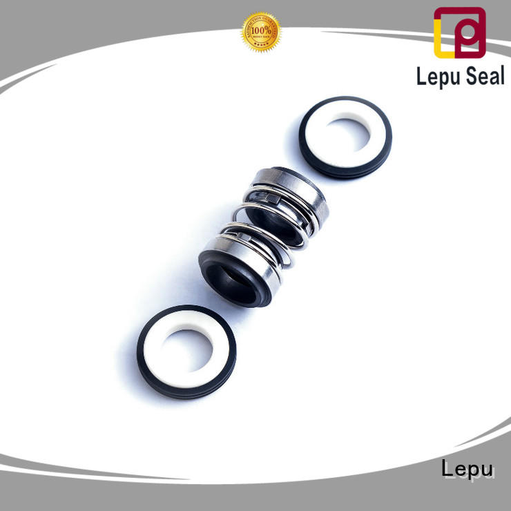 on-sale double mechanical seal punched customization for food