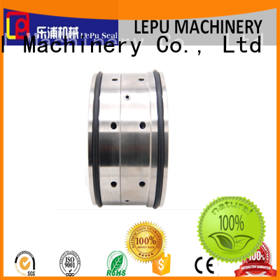 Lepu high-quality single cartridge mechanical seal customization for sanitary pump