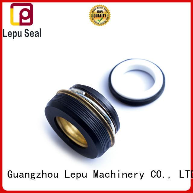 Lepu solid mesh pump seal bulk production for high-pressure applications