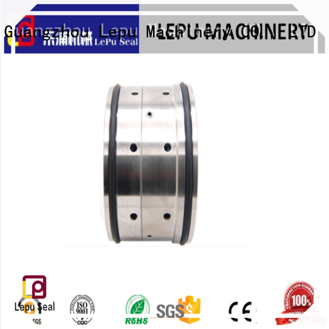 cartridge mechanical seal design for sanitary pump Lepu