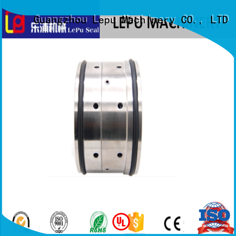 solid mesh mechanical seal principle wilo OEM for sanitary pump