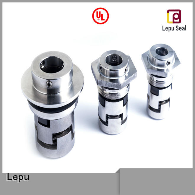 Lepu high-quality grundfos mechanical seal supplier for sealing joints