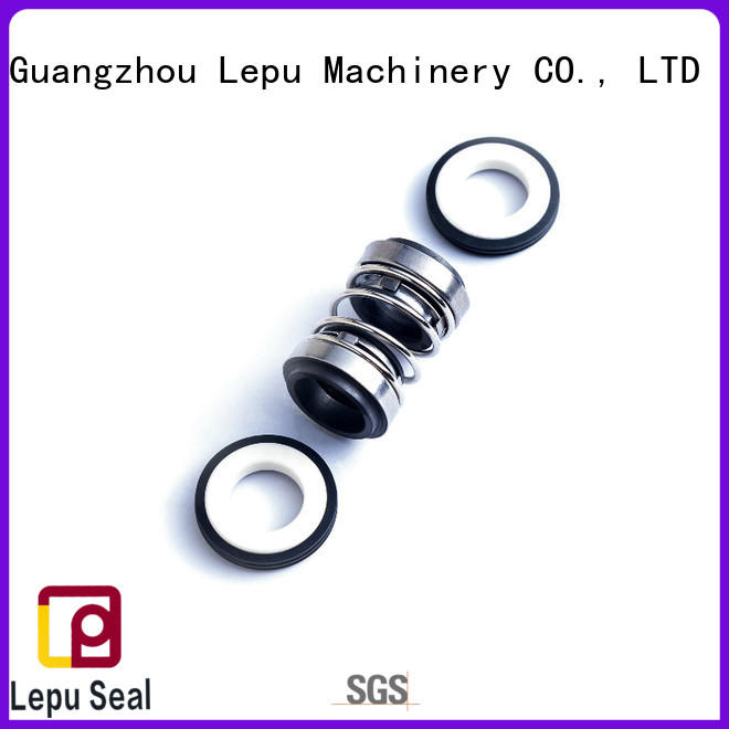 Lepu double double acting mechanical seal supplier for high-pressure applications
