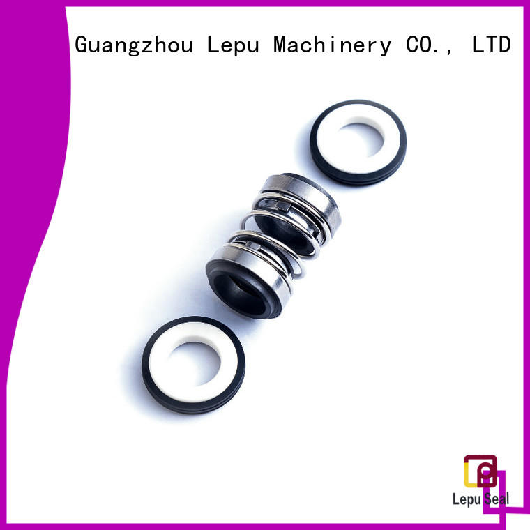 double mechanical punched double mechanical seal Lepu Brand company