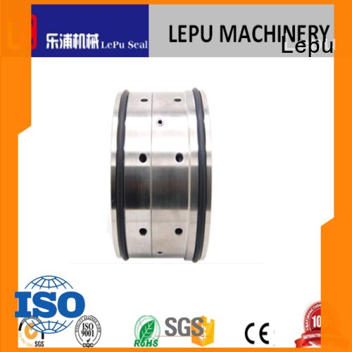 Lepu sanitary double mechanical seal for agitator get quote for sanitary pump