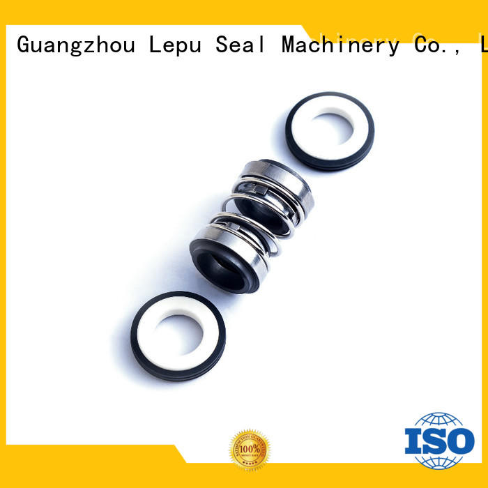 Lepu durable double mechanical seal arrangement get quote for beverage