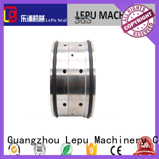 Lepu at discount cartridge type mechanical seal free sample for sanitary pump