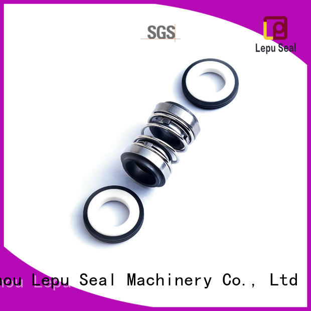 punched type double mechanical seal 208 from professional supplier lepu seal