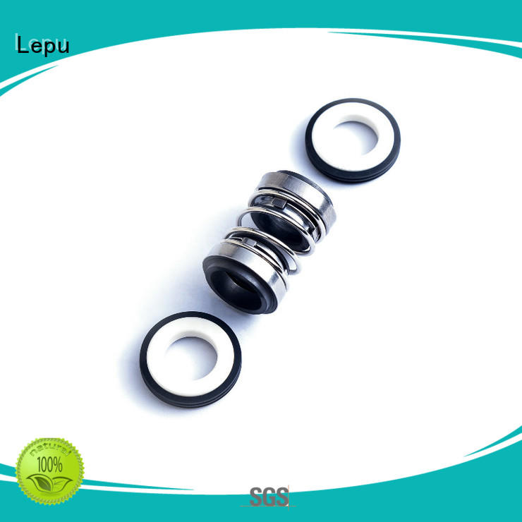 Lepu punched double mechanical seal bulk production for beverage
