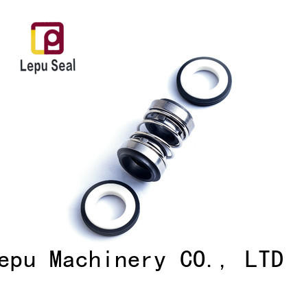 mechanical professional punched double Lepu Brand double mechanical seal supplier